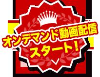 オンデマンド動画配信スタート!